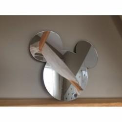 Zrkadlo Metoo na stenu - Myška