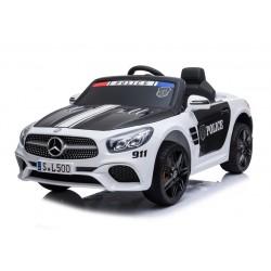 Elektrické autíčko Polícia - Mercedes SL500