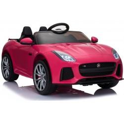 Jaguar F type/R ružový