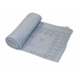 Detská akrylová deka, 90 x 90 cm