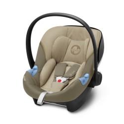 Autosedačka Cybex Aton M i-Size - Soho Grey 2020