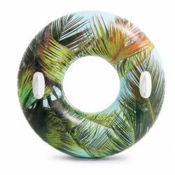 Nafukovací kruh Hawaii s úchytmi, 97 cm