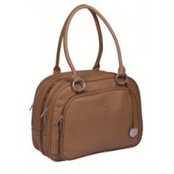 Taška Multizip Bag - hnedá