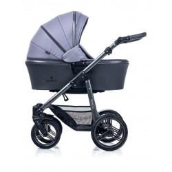 Kombinovaný kočík Venicci Carbo Lux - Natural Grey 2020