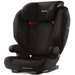 RECARO MONZA NOVA EVO SEATFIX performance black