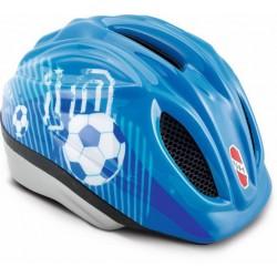 Detská prilba PUKY PH1 M/L blue football