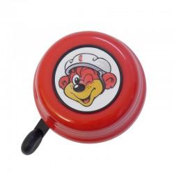 Puky G22 red - červený zvonček