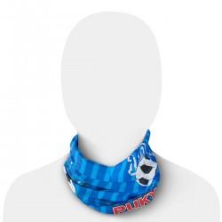 Modrá multifunkčná šatka Puky