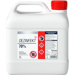 Dezinfekt 70%   3 l