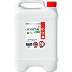Dezinfekt Forte 10 l Liehový dezinfekčný prípravok na ruky