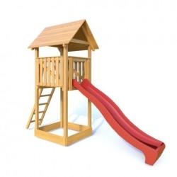 Drevené detské ihrisko Lucinka