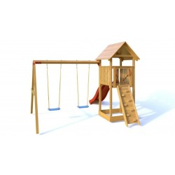 Drevené detské ihrisko Dášenka
