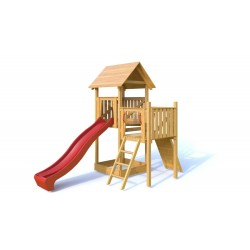 Drevené detské ihrisko BOBÍK