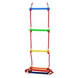 Hess Drevený lanový rebrík