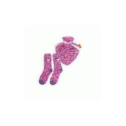 Termoflaša v tvare srdca + ponožky