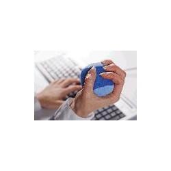 Antistresová termo loptička
