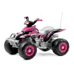 Elektrická štvorkolka Corral T-Rex Pink