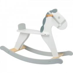 Small Foot Drevený hojdací koník Skandi