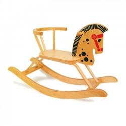 Small Foot Drevený hojdací koník