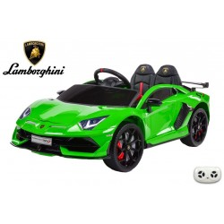 Elektrické autíčko Lamborghini Aventador