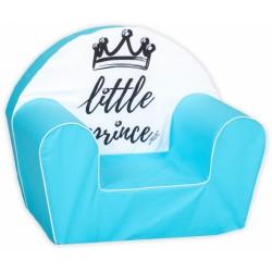 Detské kresielko, pohovka LUX Little Princess
