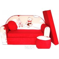 Rozkladacia sedačka Macík