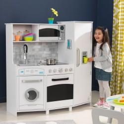 Drevená kuchynka KidKraft Large Play detská kuchynka so zvukom a svetlom