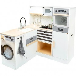 Drevená kuchynka modulárna XL