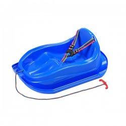 Plastové sánky s operadlom MINI