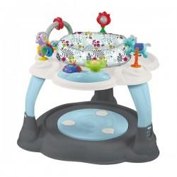 Multifunkčný detský stolček