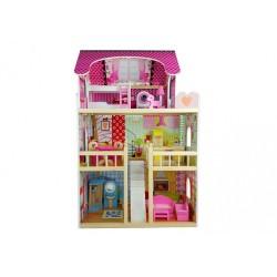 Drevený poschodový domček Melissa