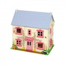 Bigjigs Toys Drevený ružový