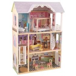 Drevený domček pre bábiky CHELSEA