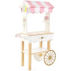 Luxusný čajový vozík