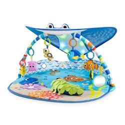 Deka na hranie svetelná Hľadá sa Nemo - Pán Rajka 0m+