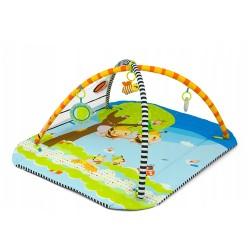 Detská hracia deka 5v1 Lolly - Včielky