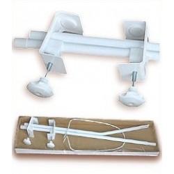 Mamo Tato Konštrukcia - držiak nebies / moskytiéry