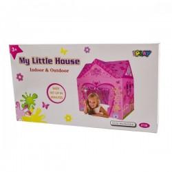 Detský stan - domček pre dievčatka