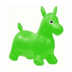 Skákacie gumové zvieratko - Koník