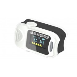 NOVAMA OXIPULSO Pulzný oximeter, biely
