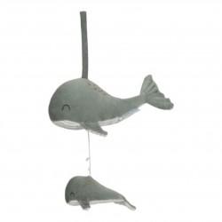Hračka hudobná Hrajúca veľryba ocean