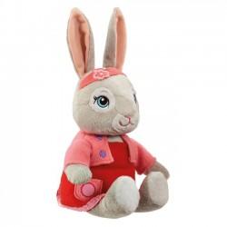 Plyšový hovoriaci zajačik Lily Bobtail