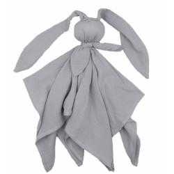 Hug Me Bunny Mušelínový maznáčik