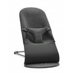 Ležadlo Bliss 3D Jersey Charcoal Grey