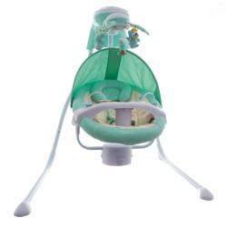 Detská elektrická hojdačka a ležadlo