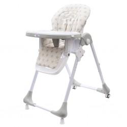 Jedálenská stolička Gray Star
