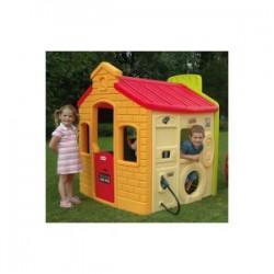 Záhradný domček s hrami Little