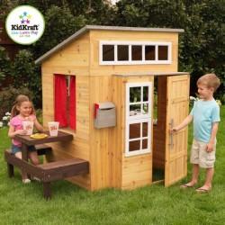 Detský drevený domček Kidkraft