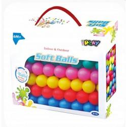 Náhradné balóniky do bazéna - 100ks, mix
