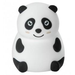 Prenosná silikónová lampička - Panda